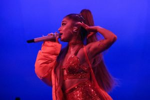 Ariana Grande Reacts to Being Named Spotify's Most Streamed Female Artist Of the Decade