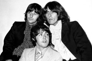 Did Paul McCartney Base 'Get Back' on This 1968 George Harrison Song?
