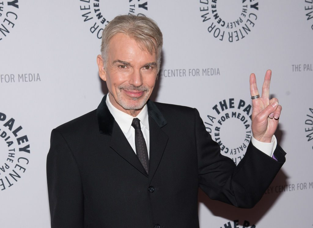 """Billy Bob Thornton arrives at the Paley Center For Media Presents: """"Fargo"""" at Paley Center For Media."""
