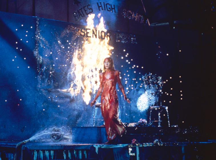 Sissy Spacek in 'Carrie'