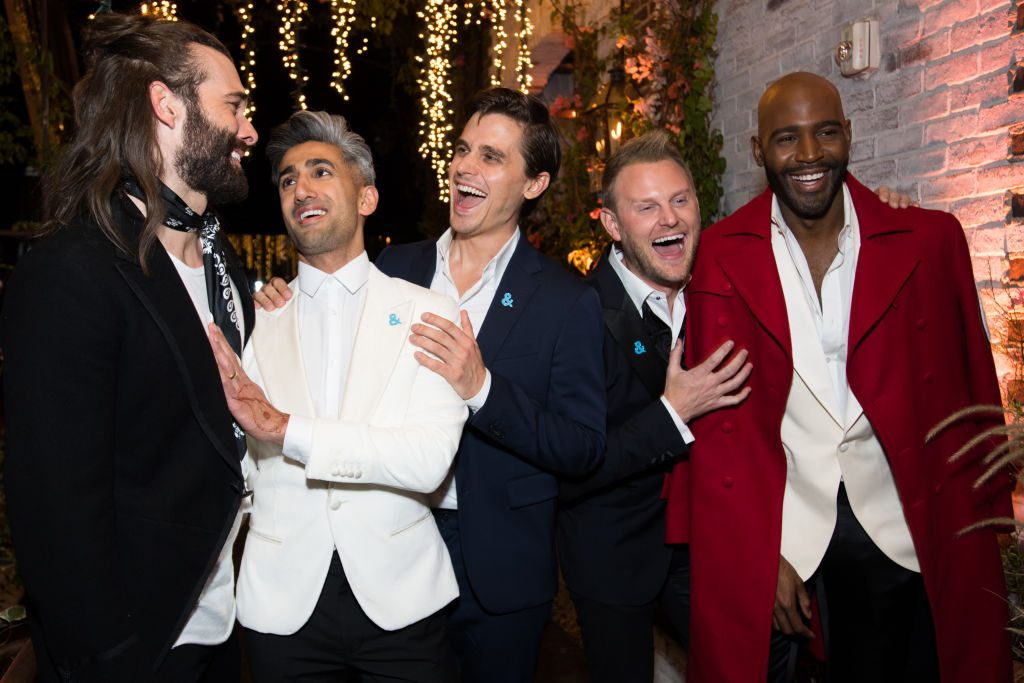 The cast of Netflix's 'Queer Eye'