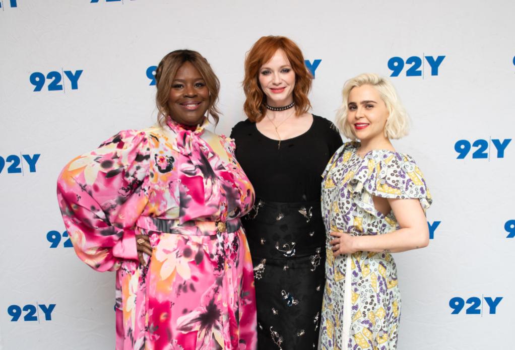 Retta, Christina Hendricks, Mae Whitman of 'Good Girls'