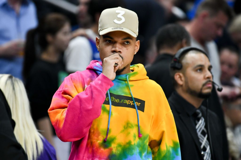 Chance the Rapper Cancels 'Big Day' Arena Tour