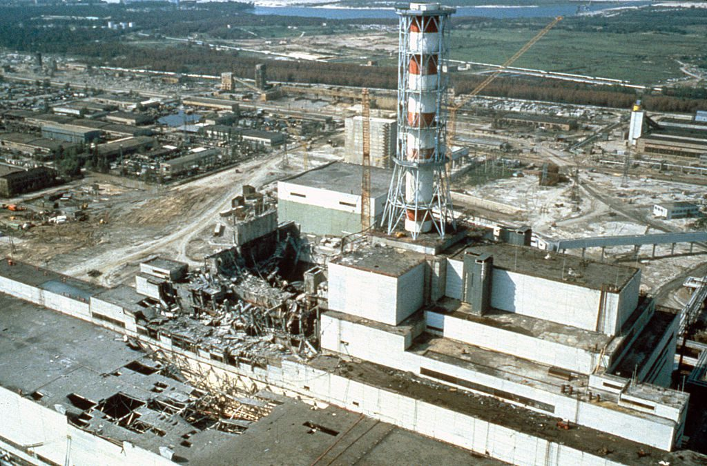 Aftermath of the Chernobyl disaster