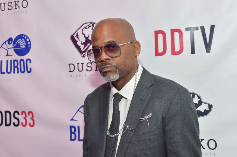 Damon Dash facing $50M lawsuit over sexual battery accusation