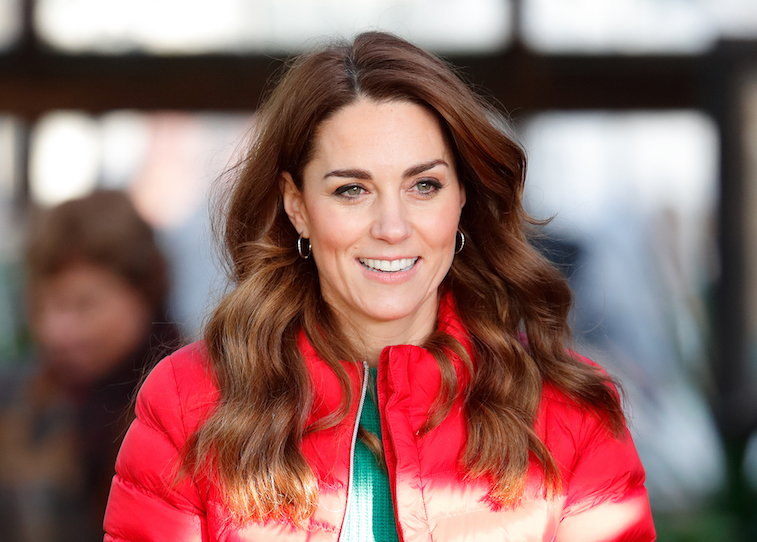 Kate Middleton at a charity event