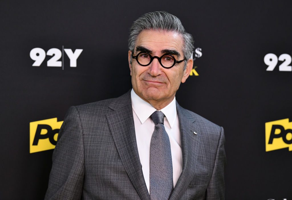"Eugene Levy attends An Evening with the Cast of ""Schitt's Creek"" at 92nd Street Y."
