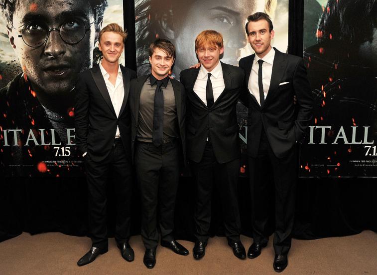 'Harry Potter' cast members