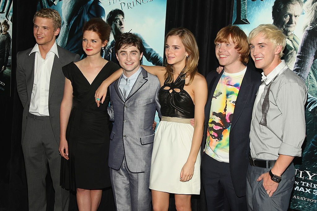 'Harry Potter and the Half-Blood Prince' premiere