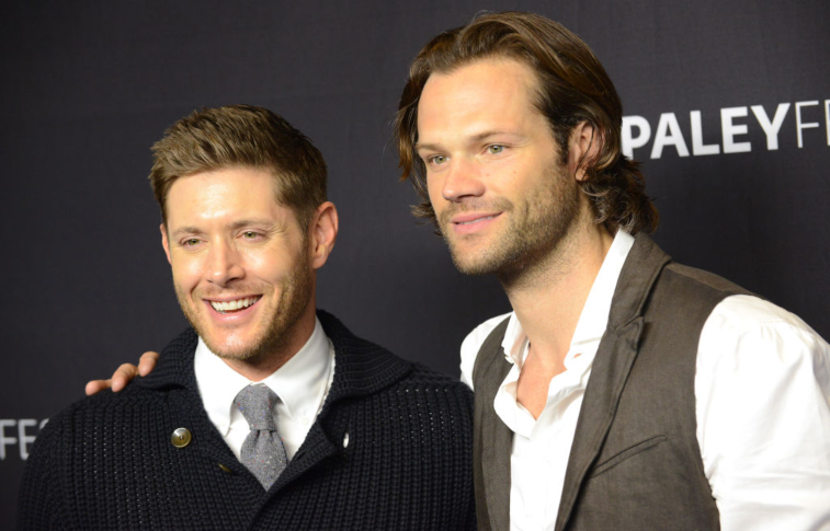 Jensen Ackles and Jared Padalecki of 'Supernatural'