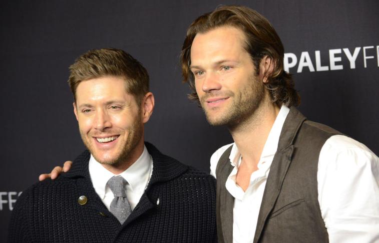 Jensen Ackles and Jared Padalecki of 'Supernatural'