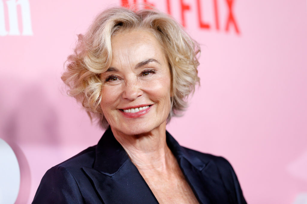 Jessica Lange at 'The Politician' New York Premiere 2019.