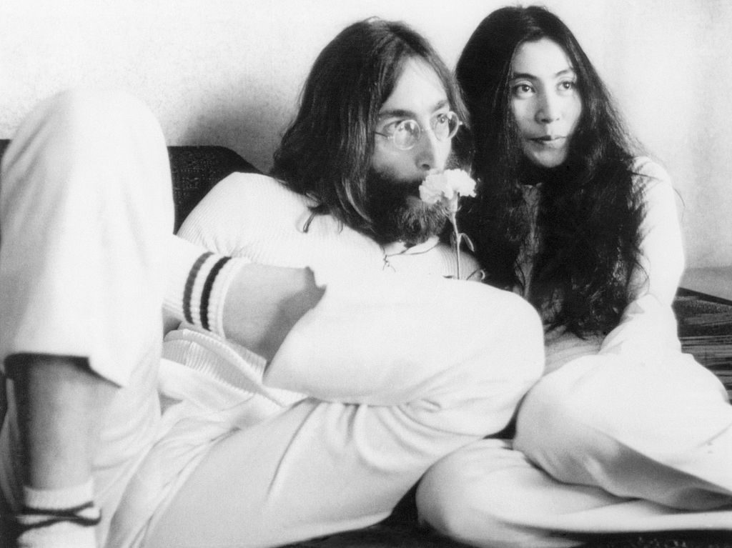 Why John Lennon And Yoko Ono Posed Naked For An Album Cover