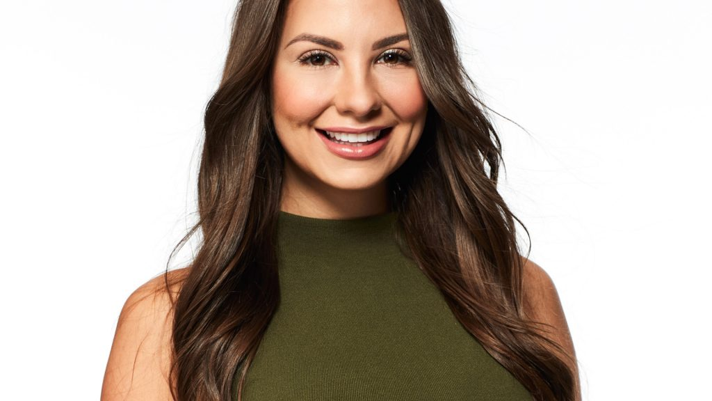Kelley Flanagan from 'The Bachelor' Season 24