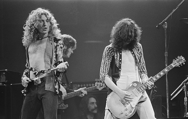 How Pete Townshend Said Led Zeppelin 'Copied' The Who