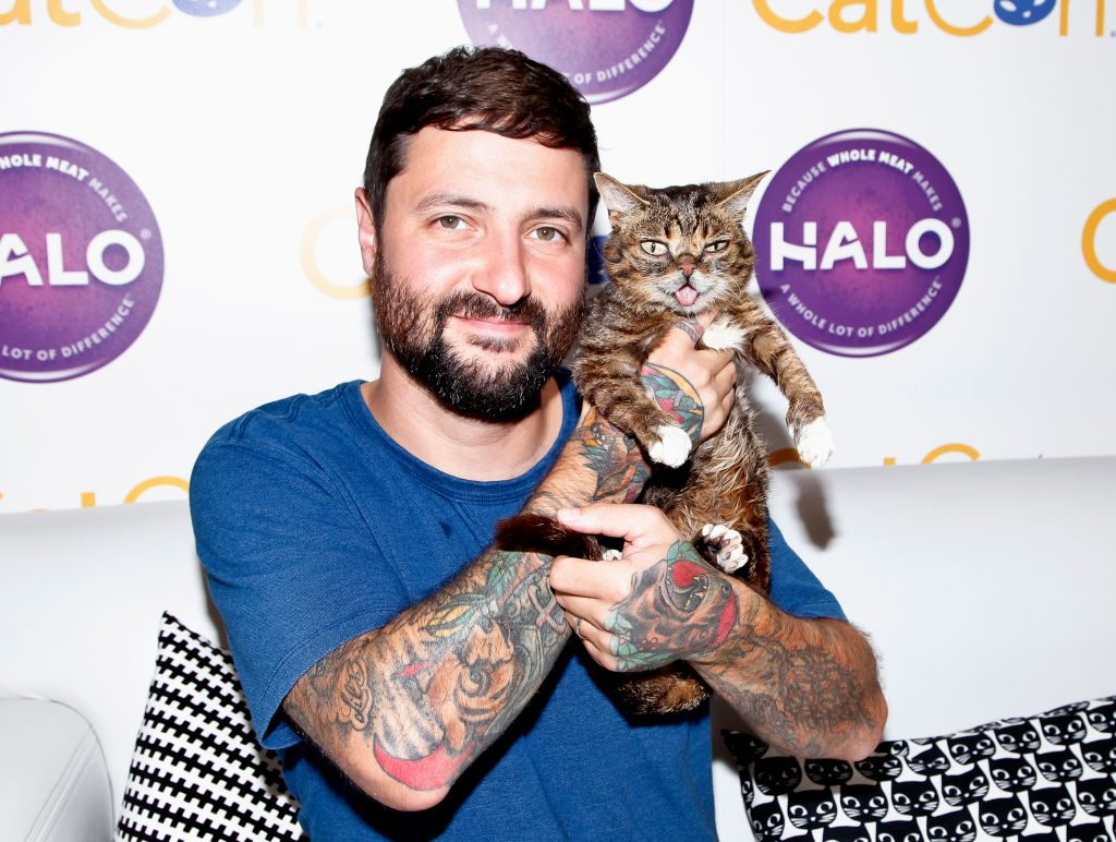Fans Grieving Over The Death Of Their Favorite Celeb Cat 'Lil Bub'