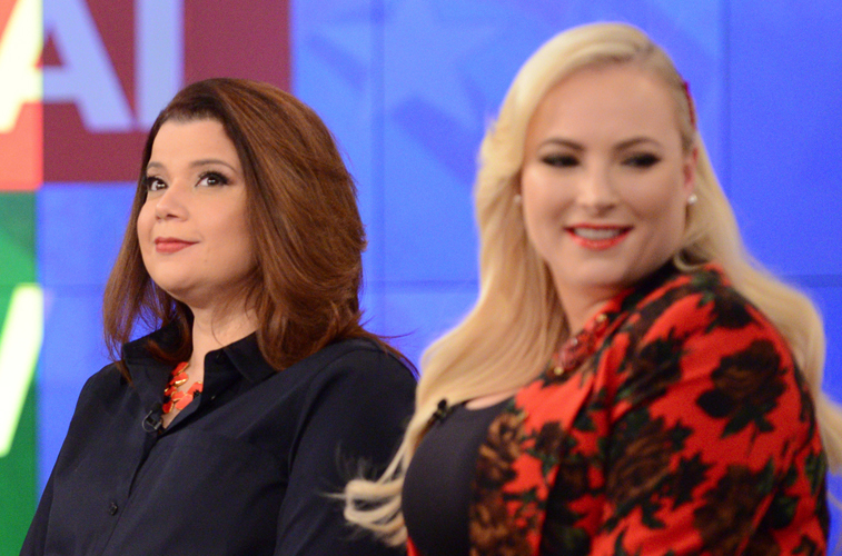 Ana Navarro and Meghan McCain