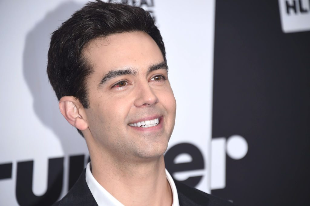 Michael Carbonaro attends the 2018 Turner Upfront at One Penn Plaza.