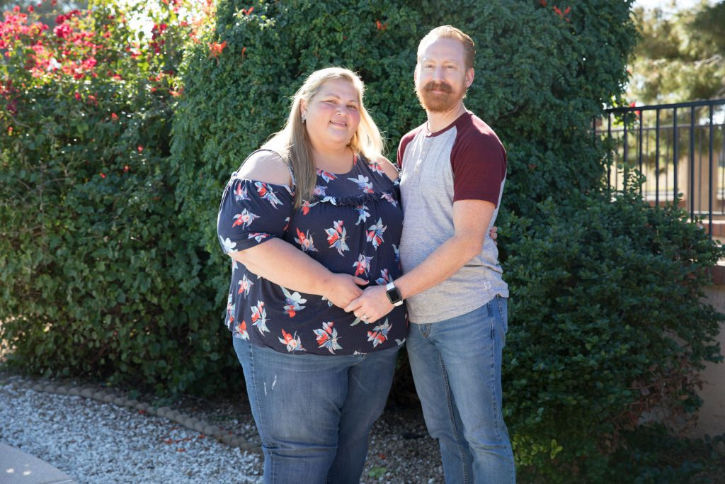 Mixed-Weight Couple