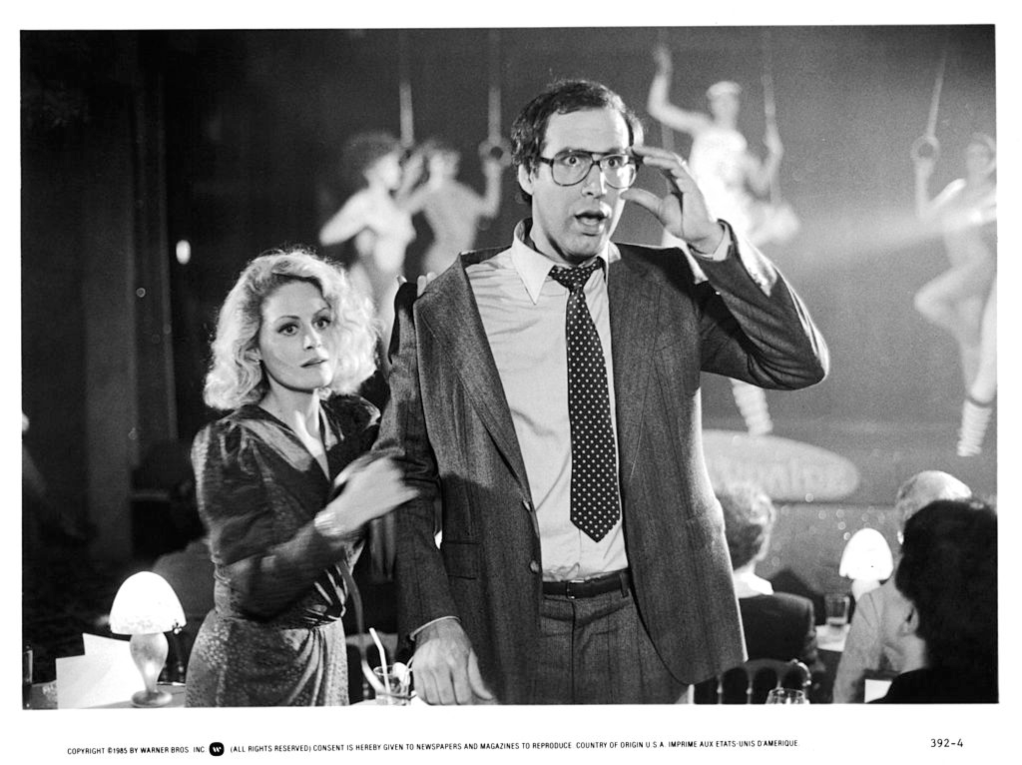 Chevy Chase and Beverly D'Angelo in National Lampoon's 'European Vacation'