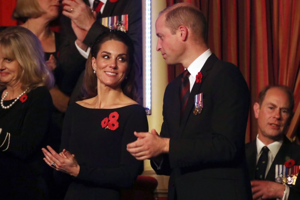 Duchess Kate Takes On Historic Patronage Before Getting In The Christmas Spirit
