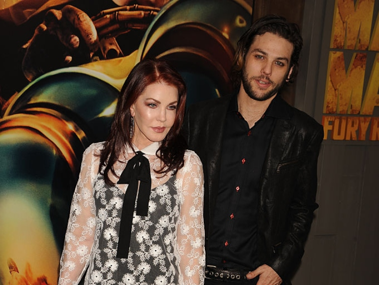 Priscilla Presley Is She Dating And Who Is Her Son