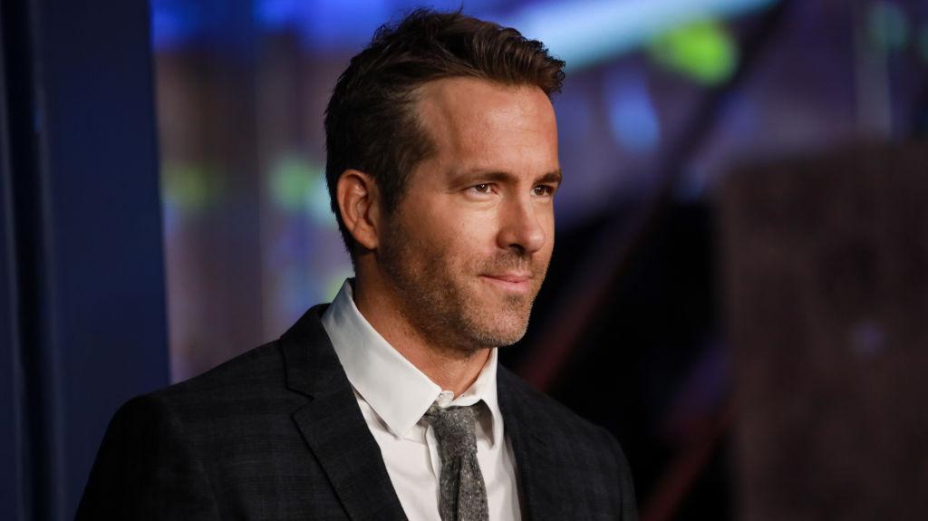 Ryan Reynolds at the premiere of Netflix's '6 Underground.'