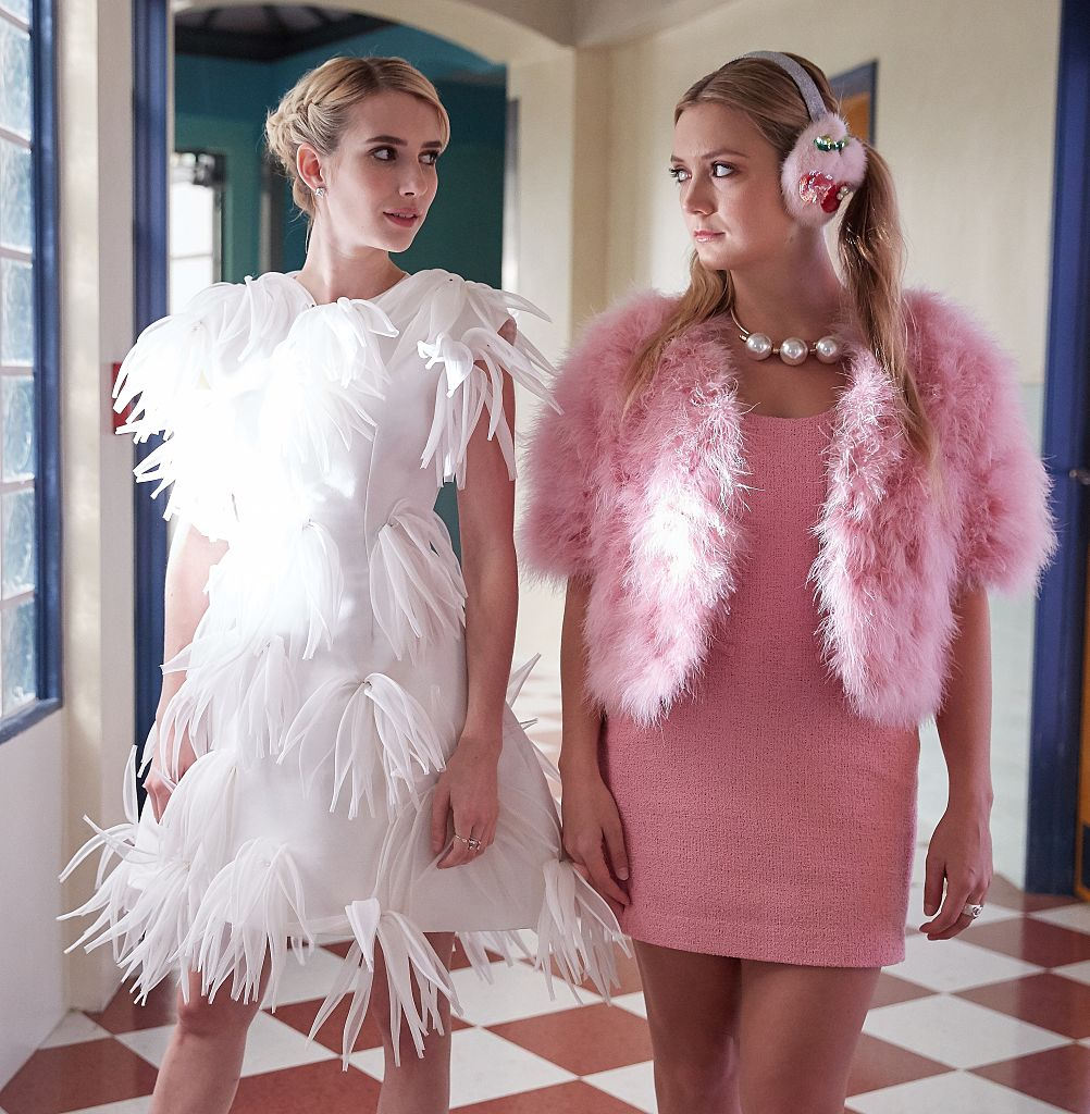 Ryan Murphy Is Writing A Miniseries For This Scream Queens Actress