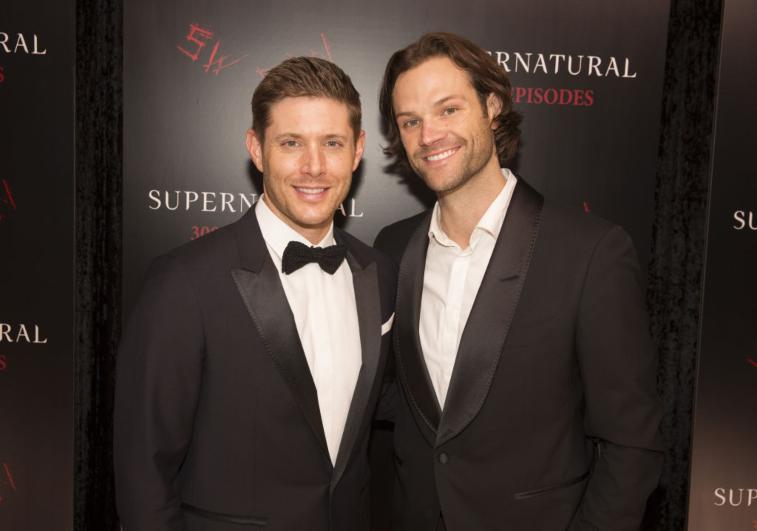'Supernatural' stars Jensen Ackles and Jared Padalecki