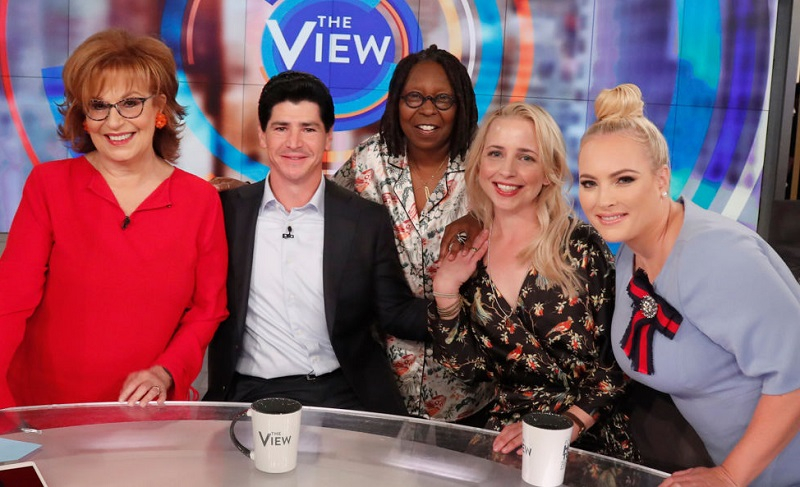 McCain Responds to Whoopi Shushing Her on the View