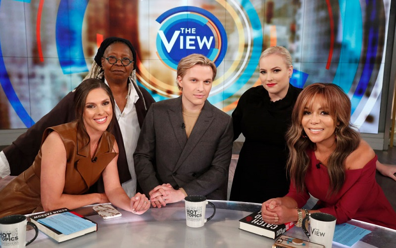 Whoopi Goldberg & Meghan McCain Reveal Where They're At After Their On-Air Argument