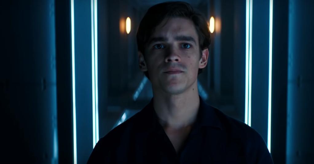 Scene from DC's 'Titans'