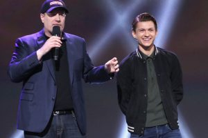 You Can Thank Spider-Man For Kevin Feige's Upcoming 'Star Wars' Movie