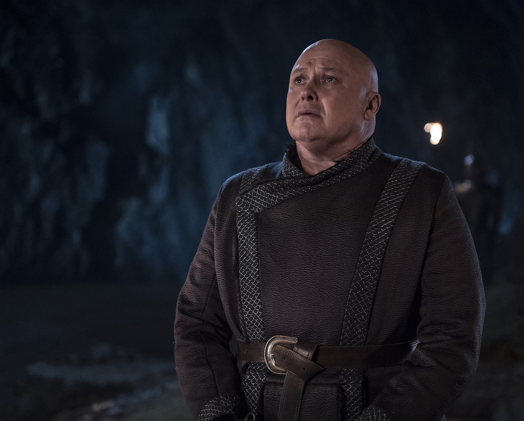 Lord Varys in Episode 5 of 'Game of Thrones' Season 8.