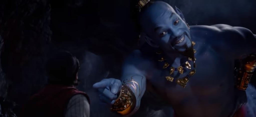 Will Smith in 'Aladdin'