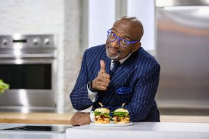 'Today Show's' Al Roker Announces Some News of His Own