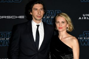The Most Adorable Gift Joanne Tucker Gave to Adam Driver