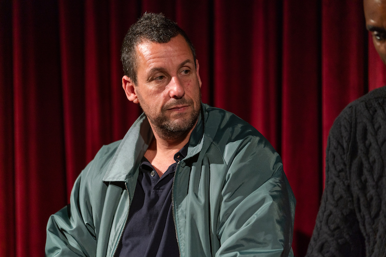Adam Sandler says an Oscar nomination would be amusing