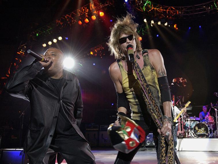 Aerosmith and Run-DMC