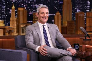 Andy Cohen Reveals the 2 Questions on 'WWHL' He Felt 'Nervous' Asking