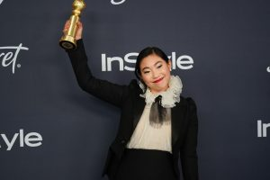 What Do You Know Golden Globe Winner Awkwafina from?