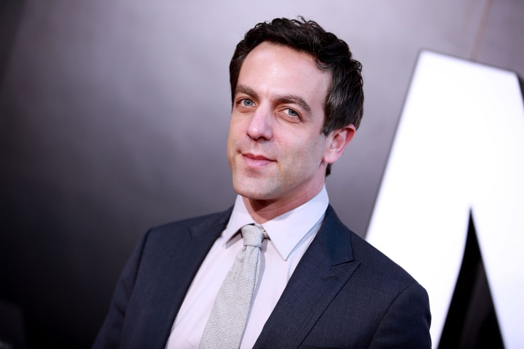 BJ Novak at the premiere of 'Late Night'