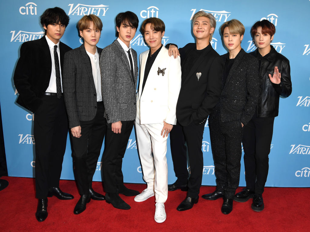 BTS Will Perform 'Black Swan' on 'The Late Late Show with James Corden'