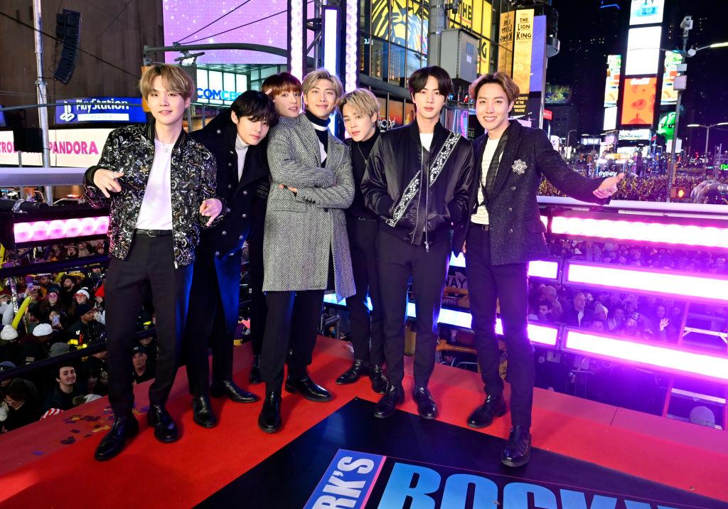 BTS comeback album