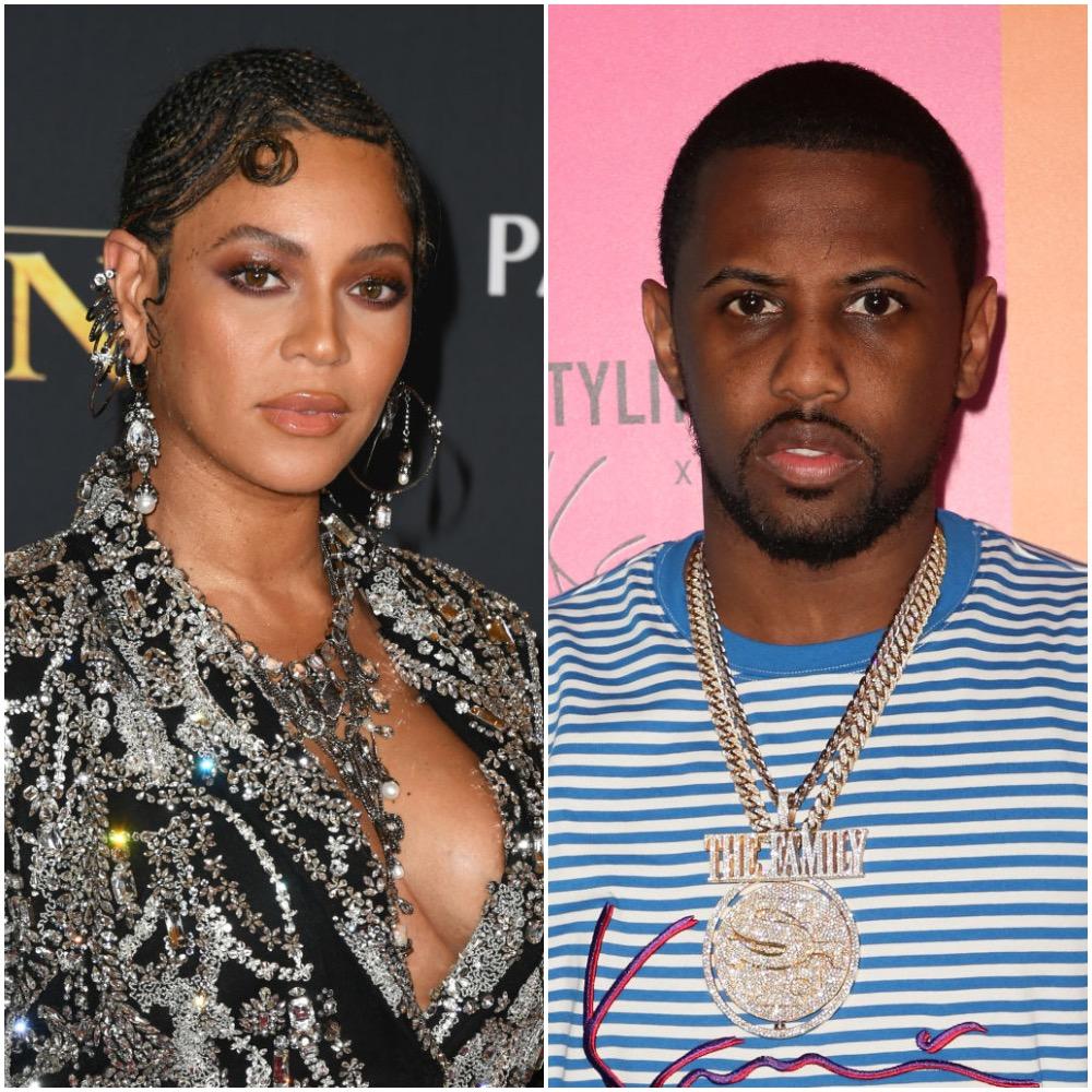 Beyoncé and Fabolous
