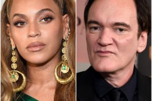 Fans Think Beyoncé Is Beefing with Quentin Tarantino After This Move at the Golden Globes