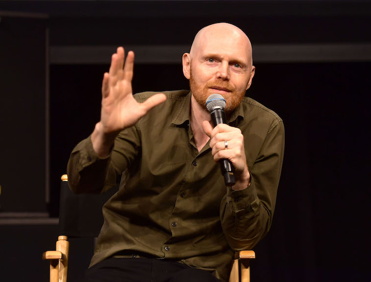 How Much Is Comedian Bill Burr Worth