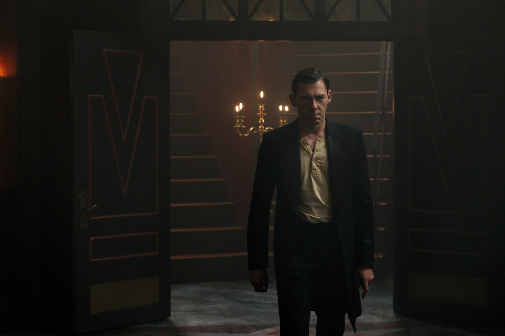 Faustus Blackwood returns to the Academy with a murderous plan, 'CHILLING ADVENTURES OF SABRINA.'