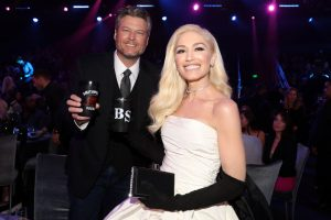 Who Has Won More Awards: Blake Shelton or Gwen Stefani?