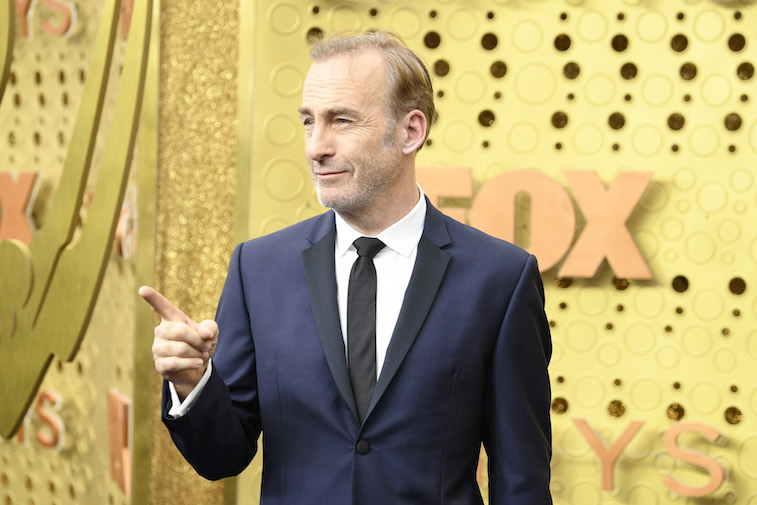 Bob Odenkirk on the red carpet
